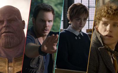 Os 10 Filmes blockbusters mais aguardados de 2018