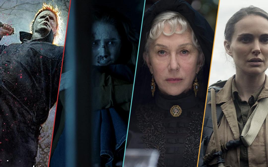 Os 10 Filmes de terror mais aguardados de 2018