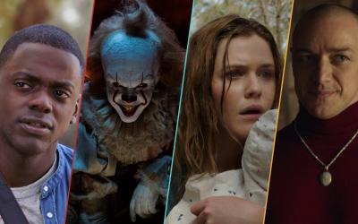Os melhores 10 Filmes de terror de 2017