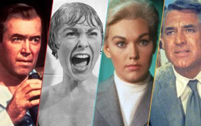 10 Filmes para comemorar o aniversário de Alfred Hitchcock