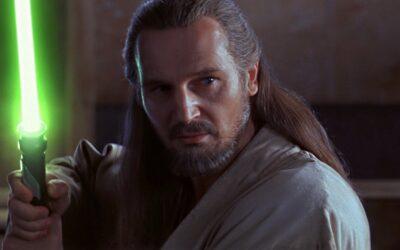 Liam Neeson gostaria de voltar na série de Obi-Wan