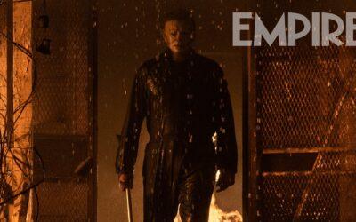 Imagem de Halloween Kills mostra Michael Myers vivo após incêndio
