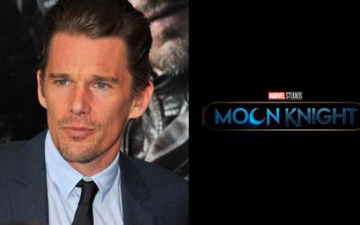 Ethan Hawke será o vilão na série do Cavaleiro da Lua