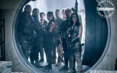 Army Of The Dead ganha primeiras imagens oficiais