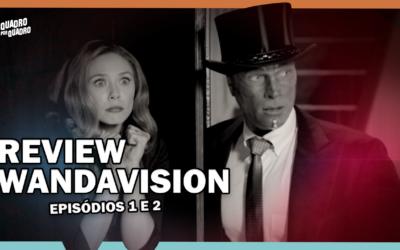 Review WandaVision Episódios 1 e 2