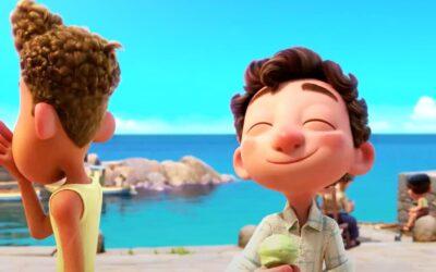 Nova animação da Pixar, Luca, tem primeiro trailer divulgado
