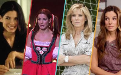 Sandra Bullock: 10 Filmes da eterna Miss Simpatia