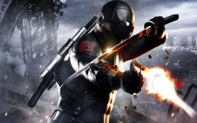 G.I. Joe Origens: Snake Eyes ganha primeiro trailer