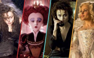 10 Filmes para comemorar o aniversário de Helena Bonham Carter