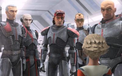 6 curiosidades sobre The Bad Batch, a série original Disney+ do universo Star Wars