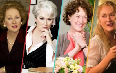 10 Filmes para comemorar o aniversário de Meryl Streep