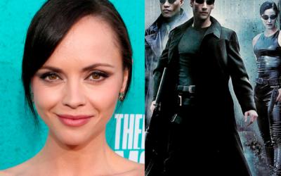 Christina Ricci entra para o elenco de Matrix 4