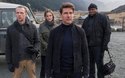 """Filmagens de """"Missão: Impossível 7"""" são interrompidas novamente após teste positivo para COVID"""