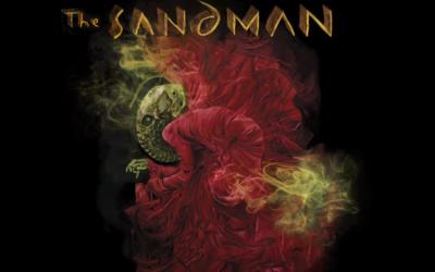 "Neil Gaiman mostra bastidores da série ""Sandman"" da Netflix"