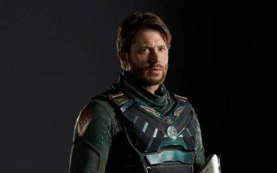 Primeira imagem de Jensen Ackles como Soldier Boy